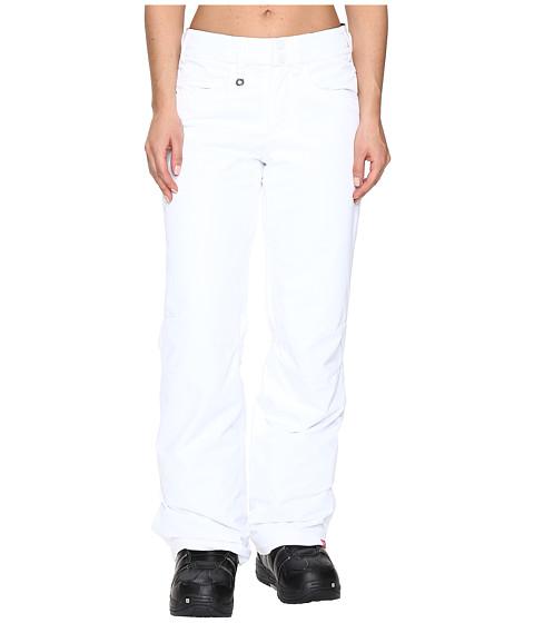 Roxy Backyard Pant - Bright White 1
