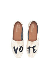 TOMS - Classic Canvas Vote