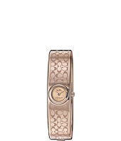 COACH - Scout 16mm Iconic Mini Bangle Etched Signature C