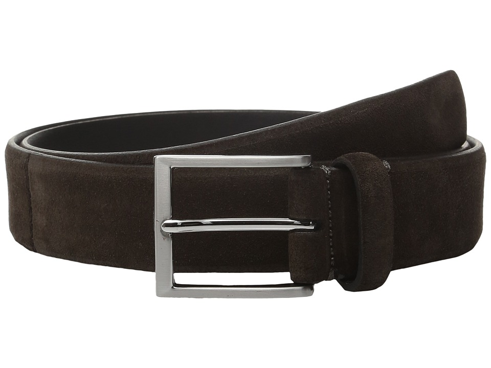 To Boot New York Belt (Caffe Italian Suede) Men