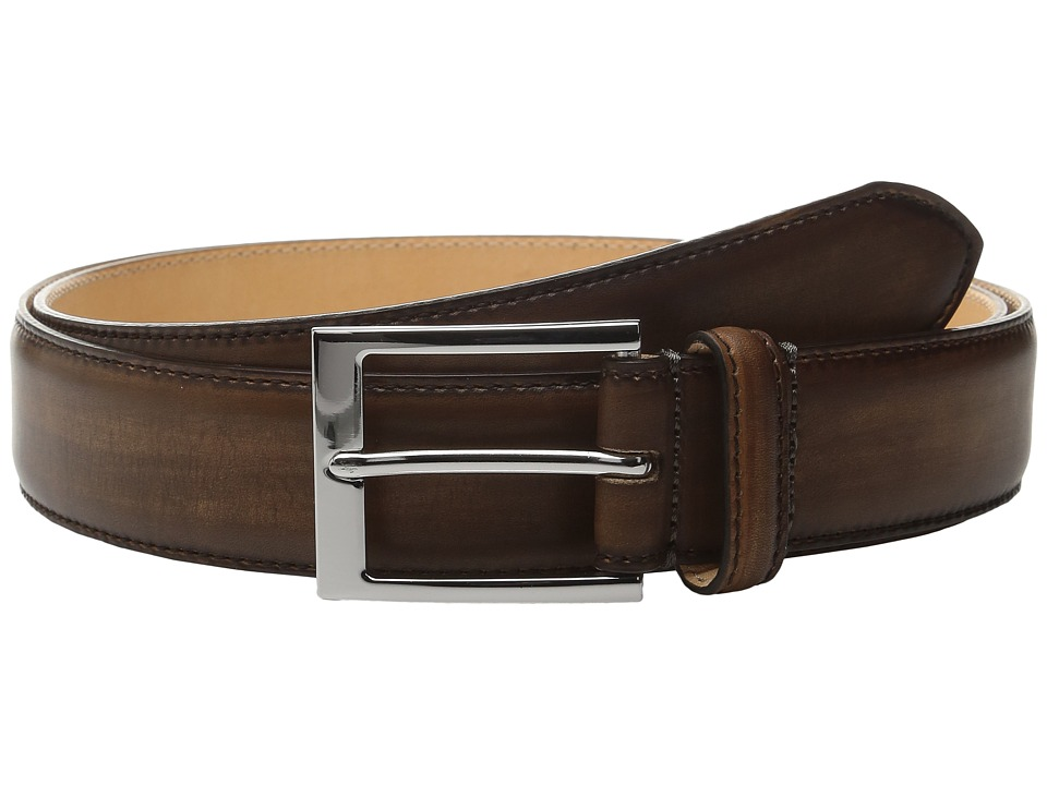 To Boot New York Belt (Cognac Italian Calf) Men's Belts