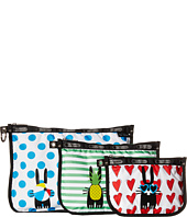 LeSportsac - 3 Binded Pouch