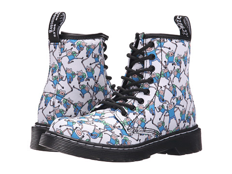 Dr. Martens Kid's Collection Delaney (Little Kid/Big Kid)