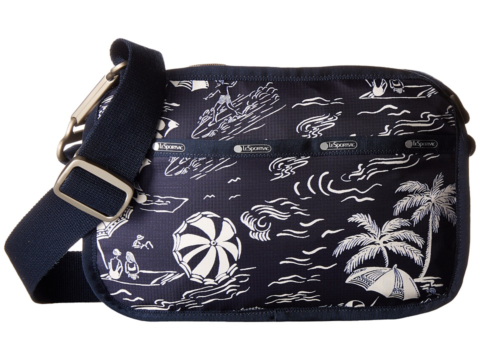 LeSportsac - CR Camera Bag (Hawaiian Getaway) Bags