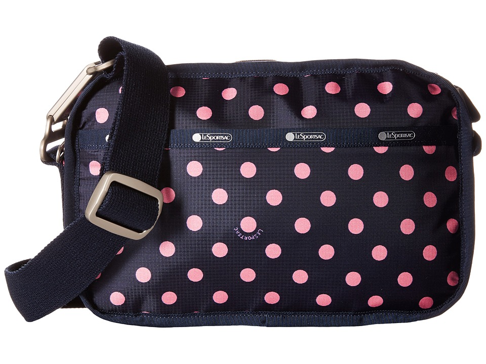 LeSportsac - CR Camera Bag (Sun Multi Pink) Bags