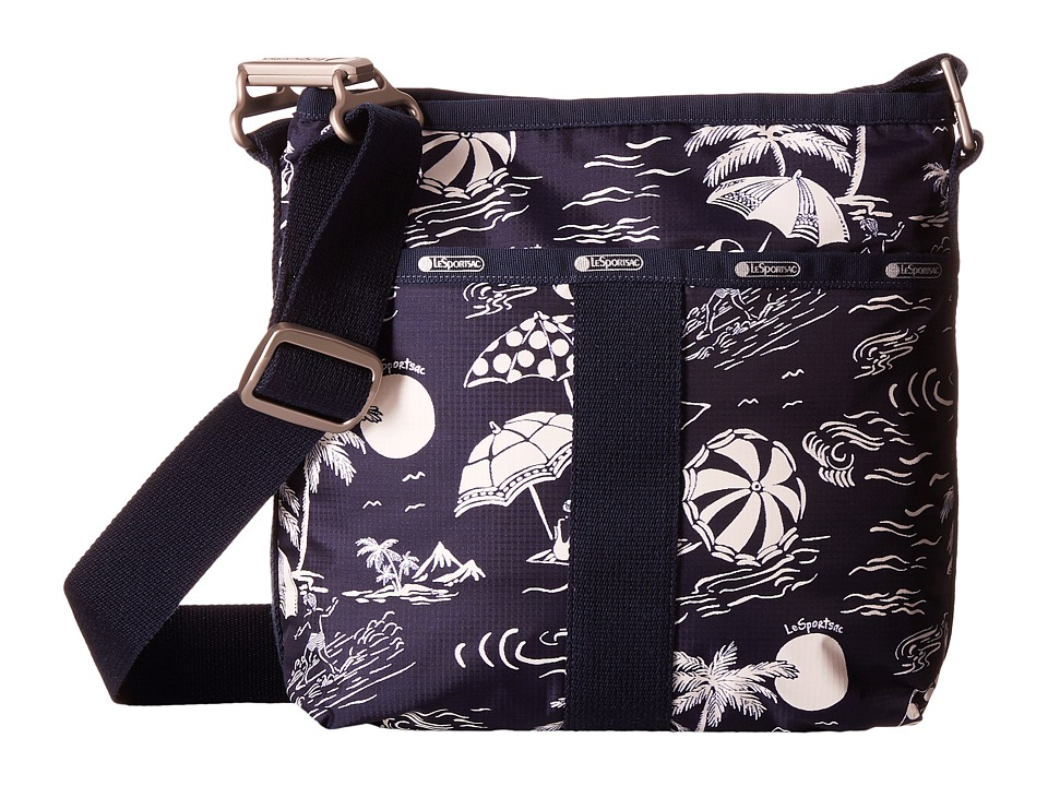 LeSportsac - Essential Crossbody (Hawaiian Getaway) Cross Body Handbags