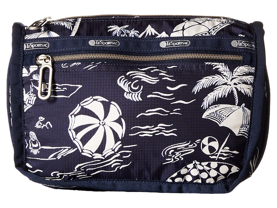 LeSportsac - Everyday Cosmetic Case (Hawaiian Getaway) Cosmetic Case