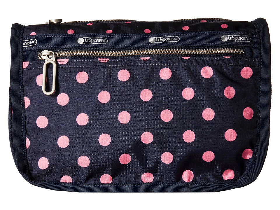 LeSportsac - Everyday Cosmetic Case (Sun Multi Pink) Cosmetic Case