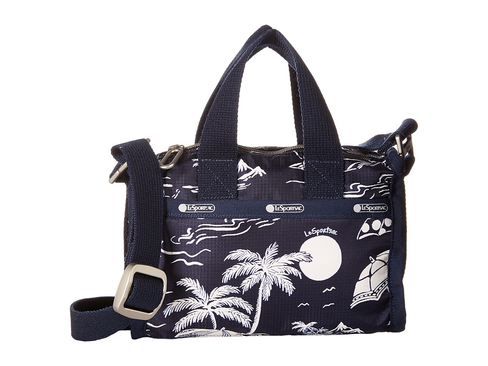 LeSportsac Luggage - Mini Weekender (Hawaiian Getaway) Weekender/Overnight Luggage