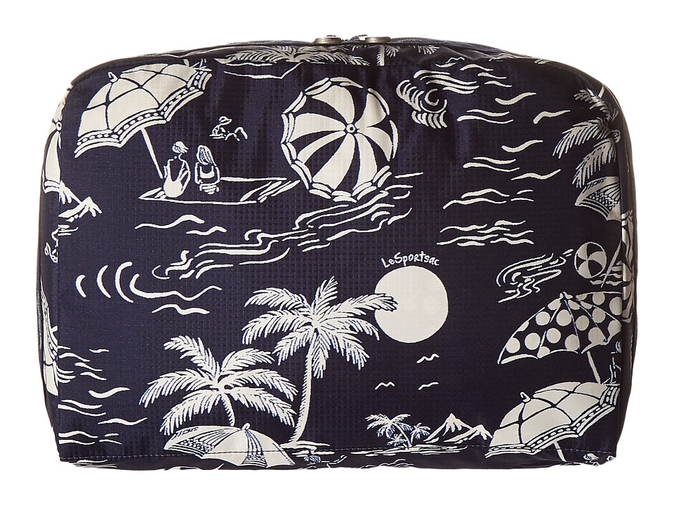 LeSportsac Luggage - XL Essential Cosmetic (Hawaiian Getaway) Cosmetic Case