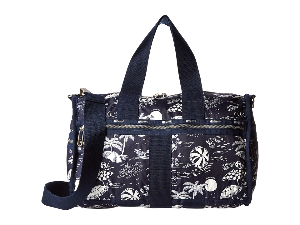 LeSportsac Luggage - Weekender (Hawaiian Getaway) Weekender/Overnight Luggage
