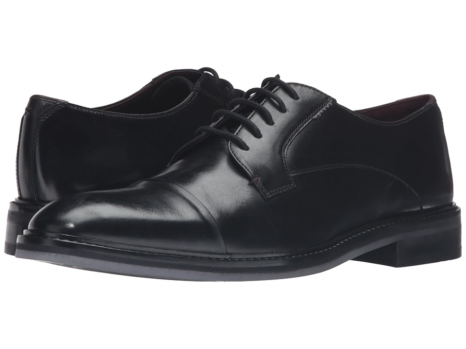 Ted Baker Aokii (Black Leather) Men