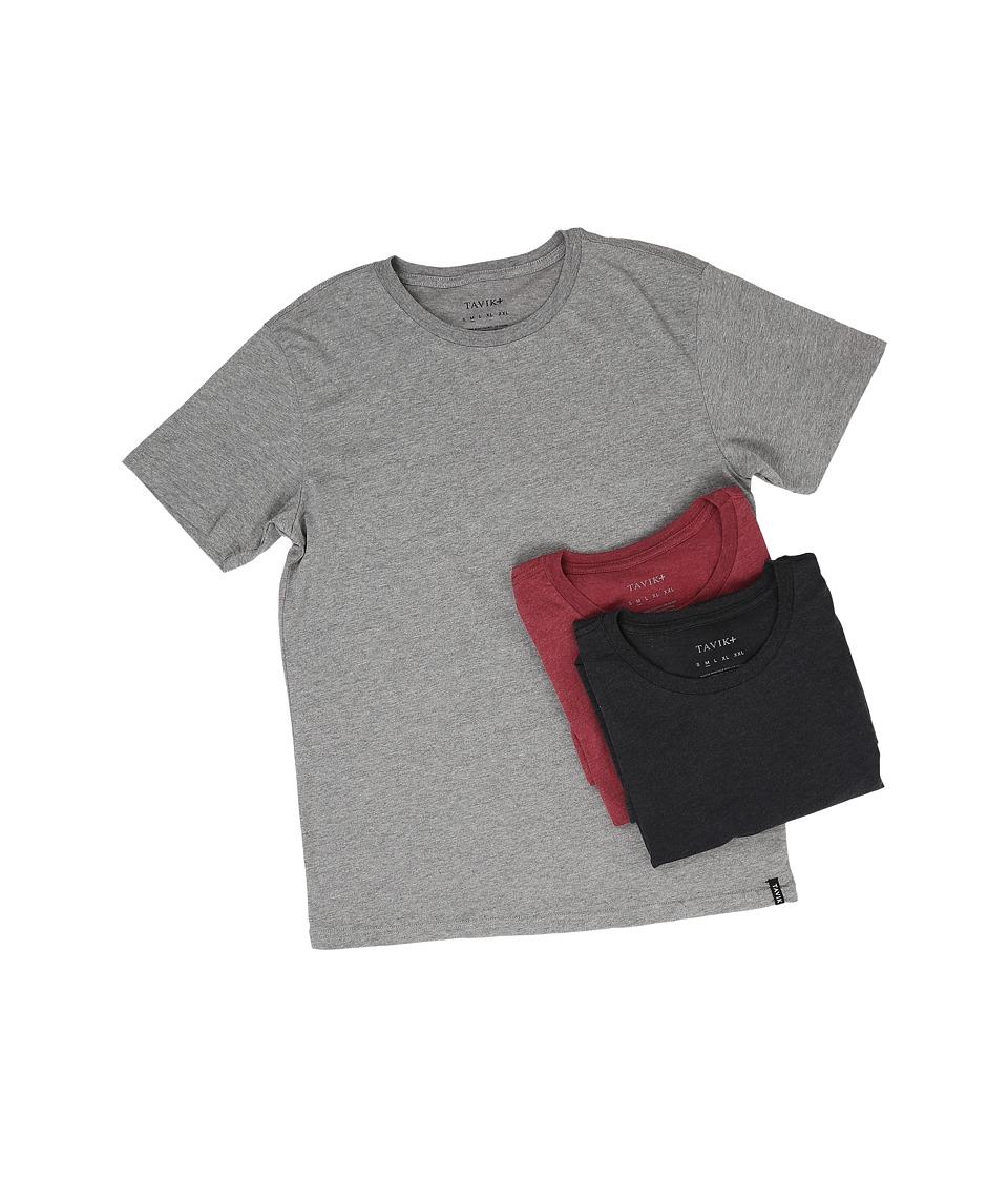 Tavik - 3-Pack Crew T-Shirts