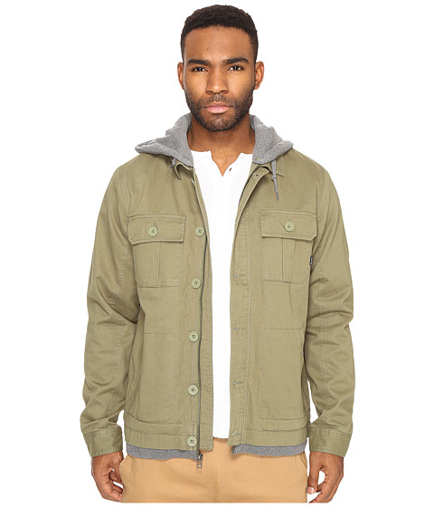 Tavik Droogs - Military Green/Heather Grey