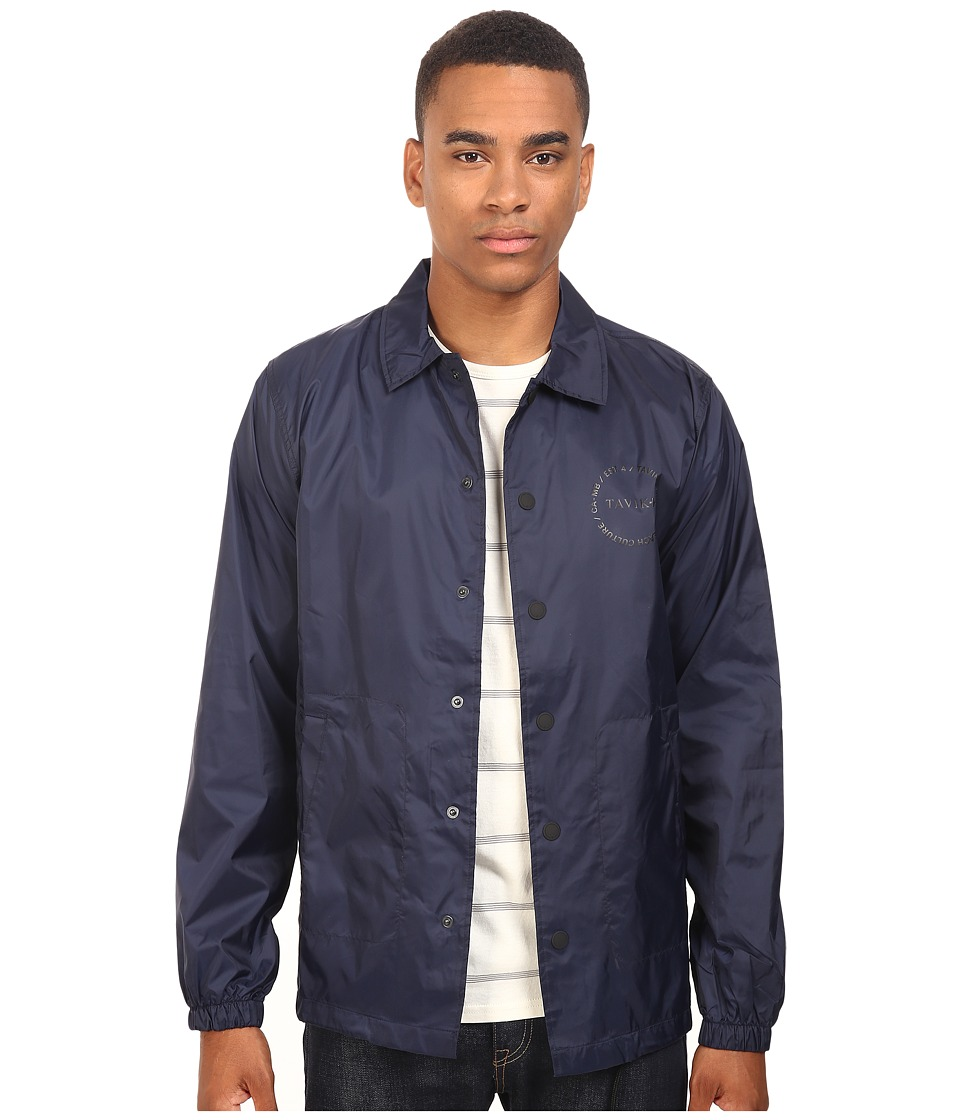 Tavik - Crew Jacket (Indigo) Mens Coat