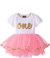 Mud Pie - One Tutu Crawler (Infant)