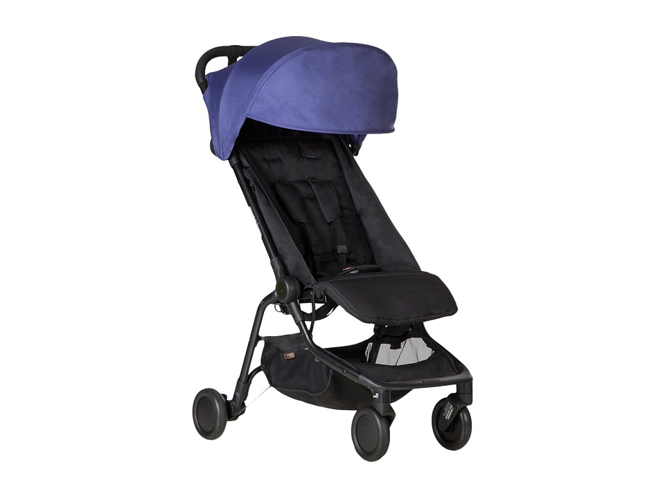 Mountain Buggy Nano Stroller (Nautical) Strollers Travel