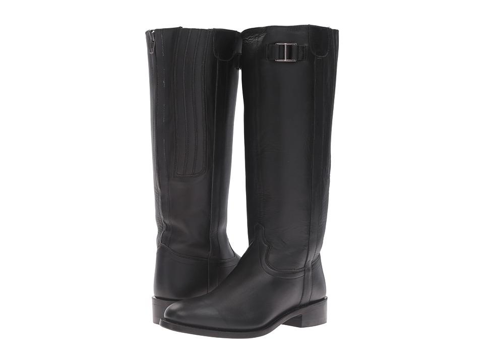 Old West Boots LB1602 (Black) Cowboy Boots