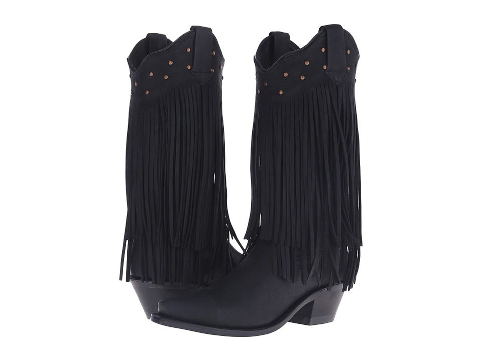 Old West Boots - Fringe Boot