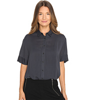 The Kooples - Short Sleeve Boyfriend Shirt