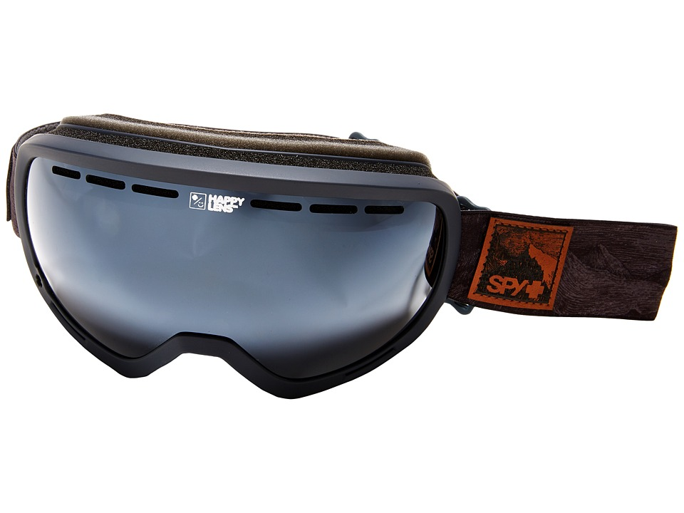 Spy Optic Marshall (Spy/Danny Larsen/Happy Silver Mirror/Happy Lucid Green) Snow Goggles