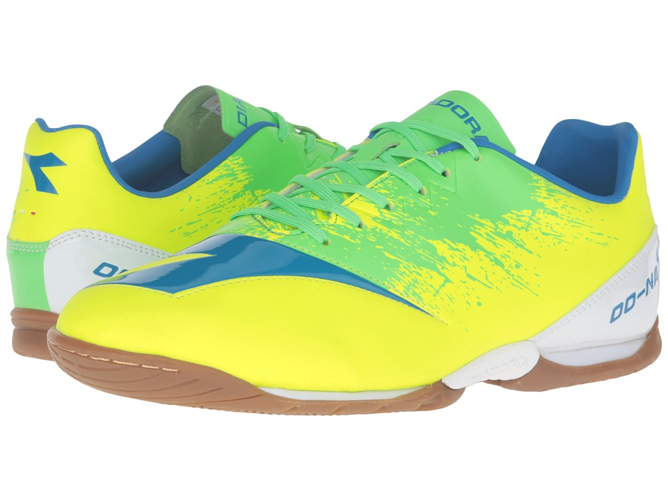 Diadora DD-NA4 R ID (Yellow Fluo/Green) Men