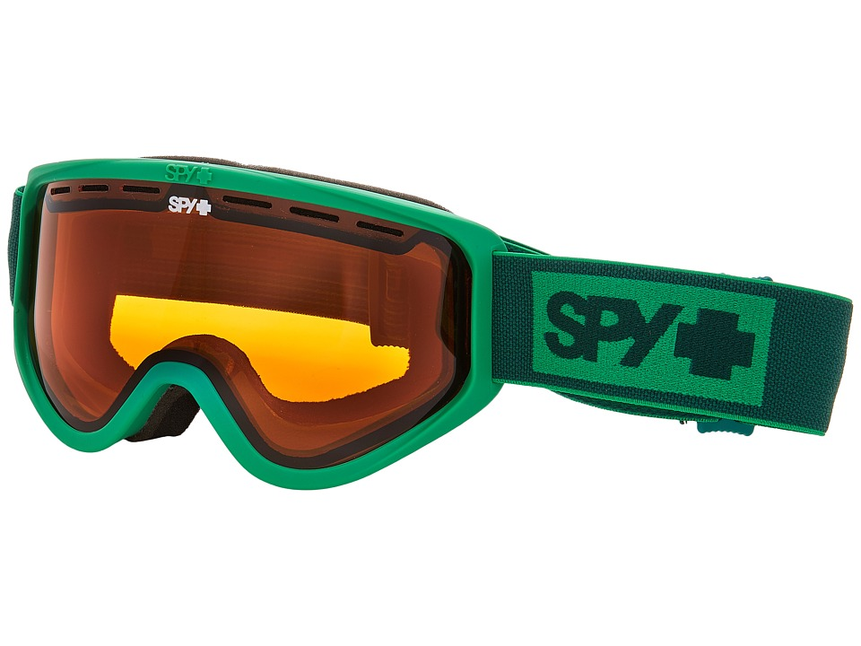 Spy Optic Woot (Elemental Green/Persimmon) Goggles