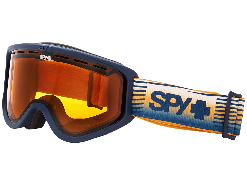 Spy Optic Woot (Stacked Blue/Persimmon) Goggles