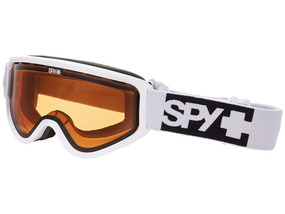 Spy Optic Woot (Matte White/Persimmon) Goggles