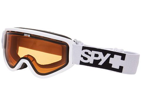 Spy Optic Woot - Matte White/Persimmon