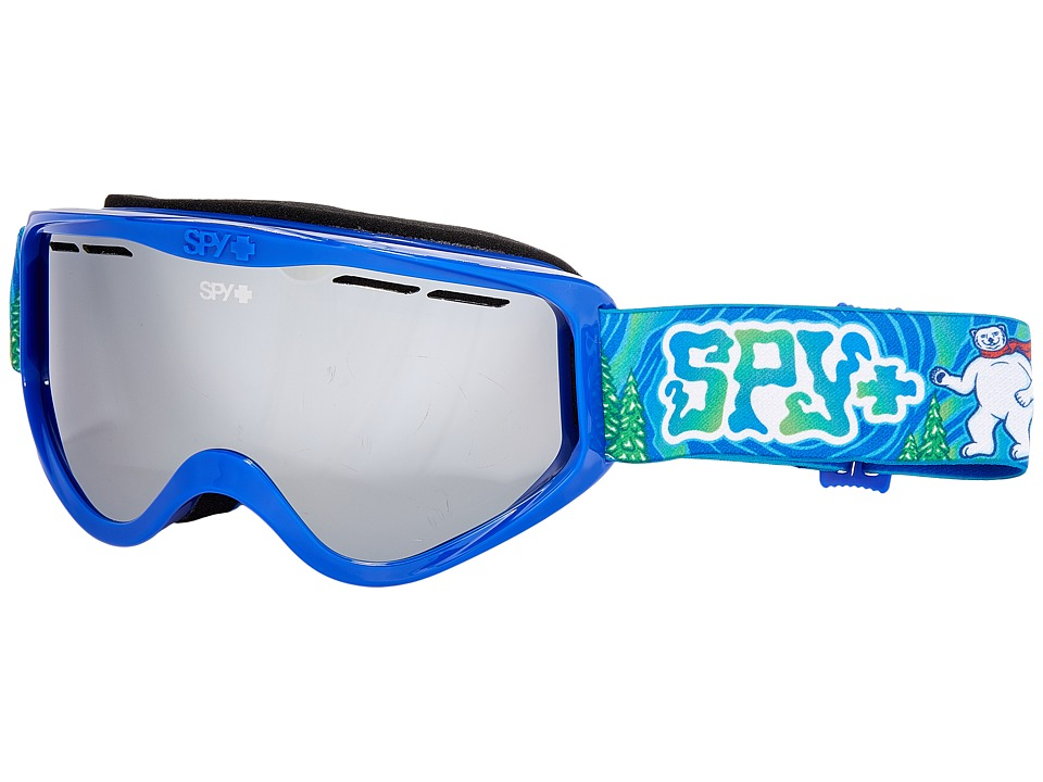 Spy Optic Cadet (Polar Party/Silver Mirror) Goggles