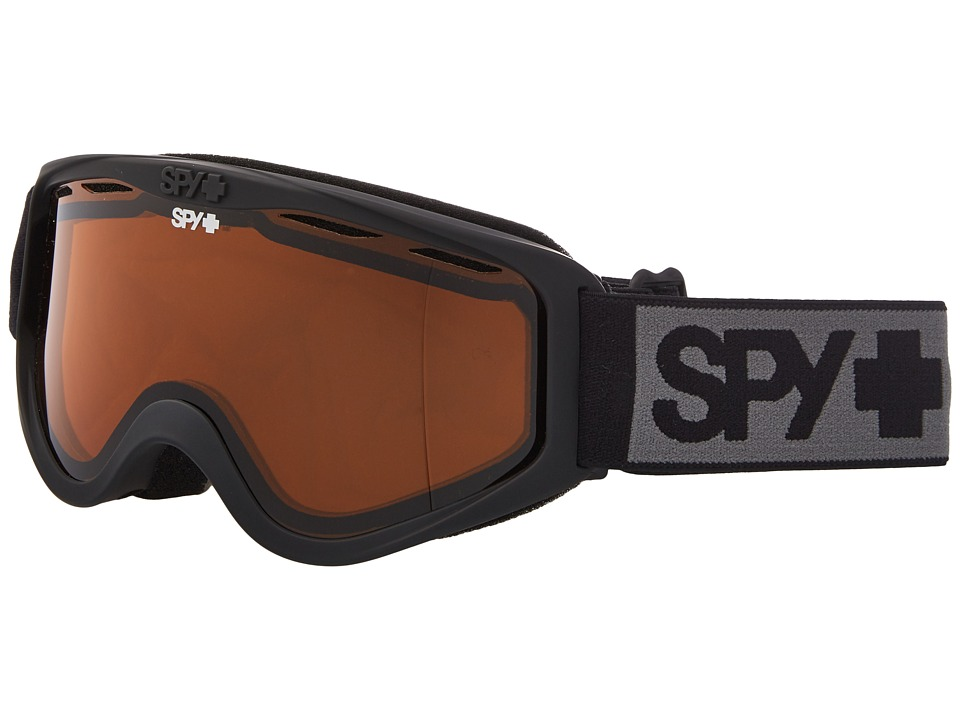 Spy Optic Cadet (Matte Black/Persimmon) Goggles
