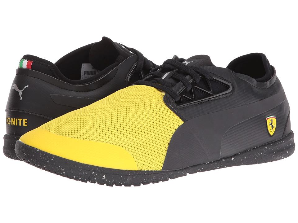 PUMA Changer Ignite SF Cats Eye (Vibrant Yellow/Puma Black) Men