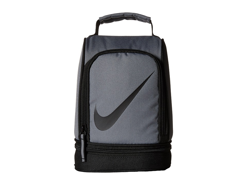 Nike Kids - Lunch Tote (Cool Grey) Bags