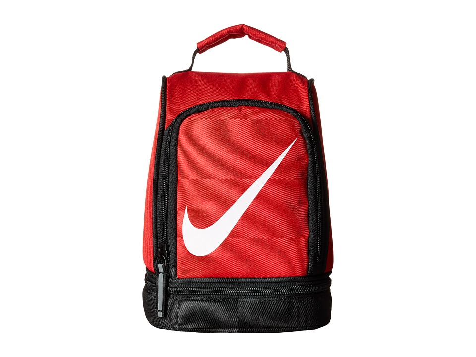 Nike Kids - Lunch Tote (University Red) Bags