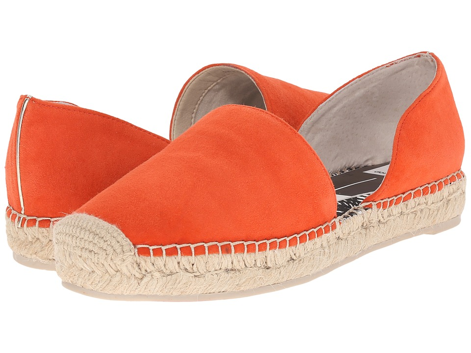 Dolce Vita Ciara Tiger Lily Womens Flat Shoes