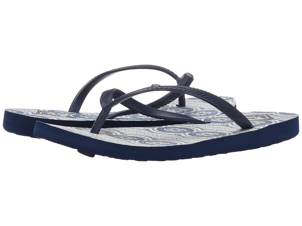 Roxy Bermuda (Blue Jewel) Sandals