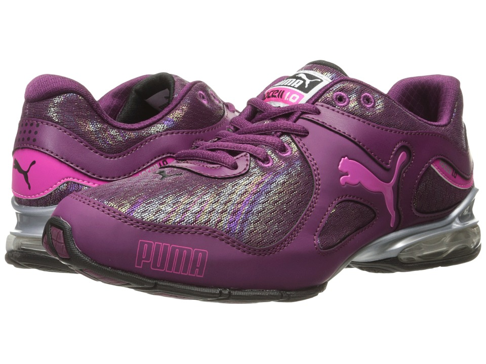 PUMA Cell Riaze Prism (Magenta Purple/Pink Glo) Women