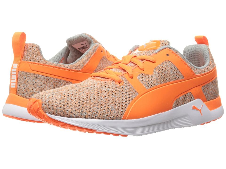 PUMA Pulse XT V2 Q4 (Quarry/Shocking Orange) Women