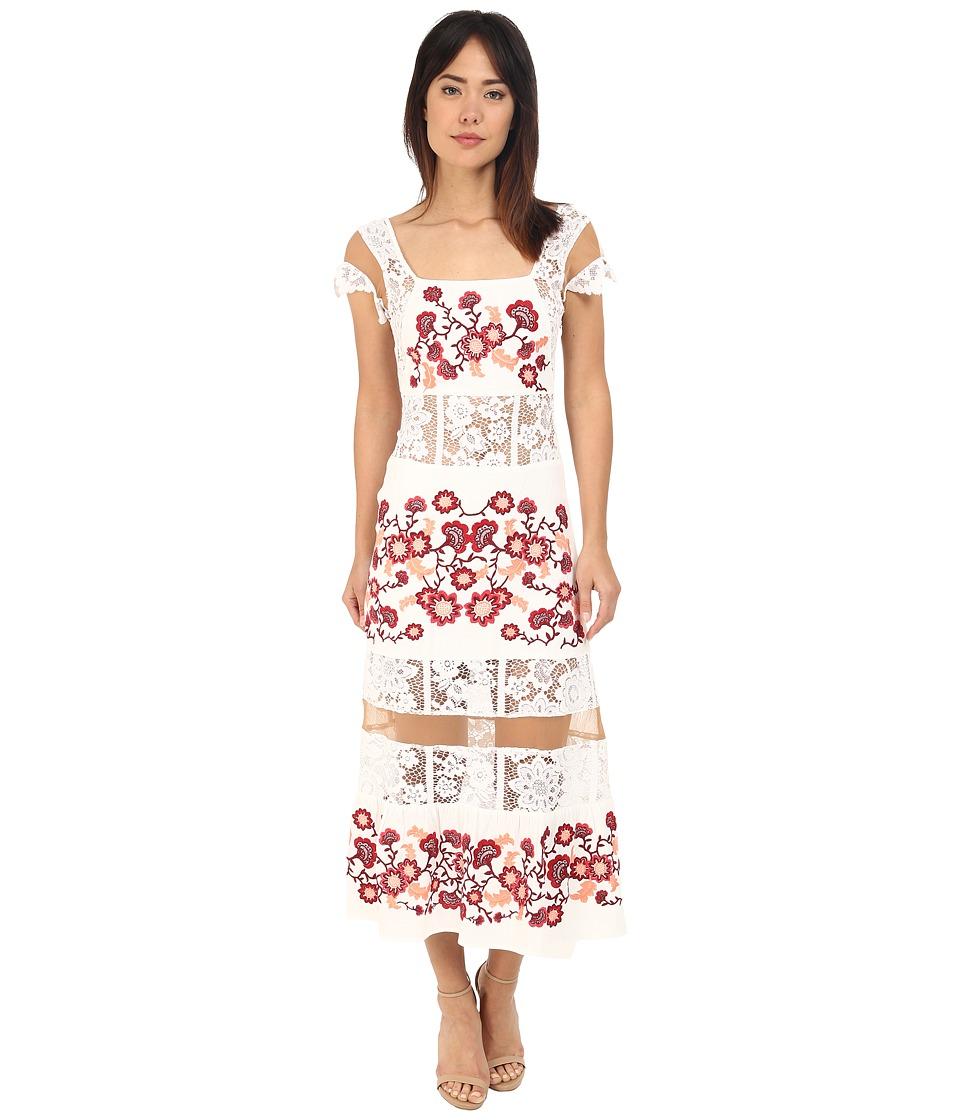 For Love and Lemons Cecelia Dress White Womens Dress