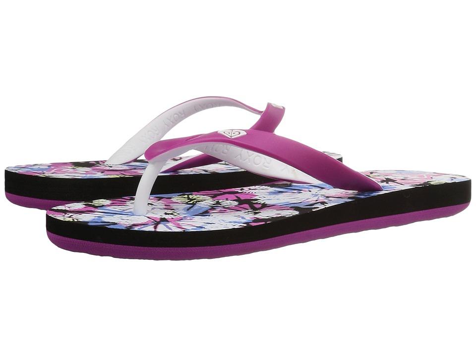 Roxy Kids Tahiti V (Little Kid/Big Kid) (Rose) Girls Shoes
