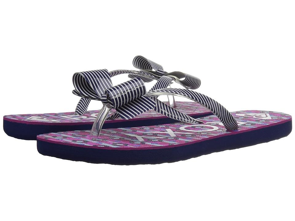 Roxy Kids Lulu II (Little Kid/Big Kid) (Magenta Purple) Girls Shoes