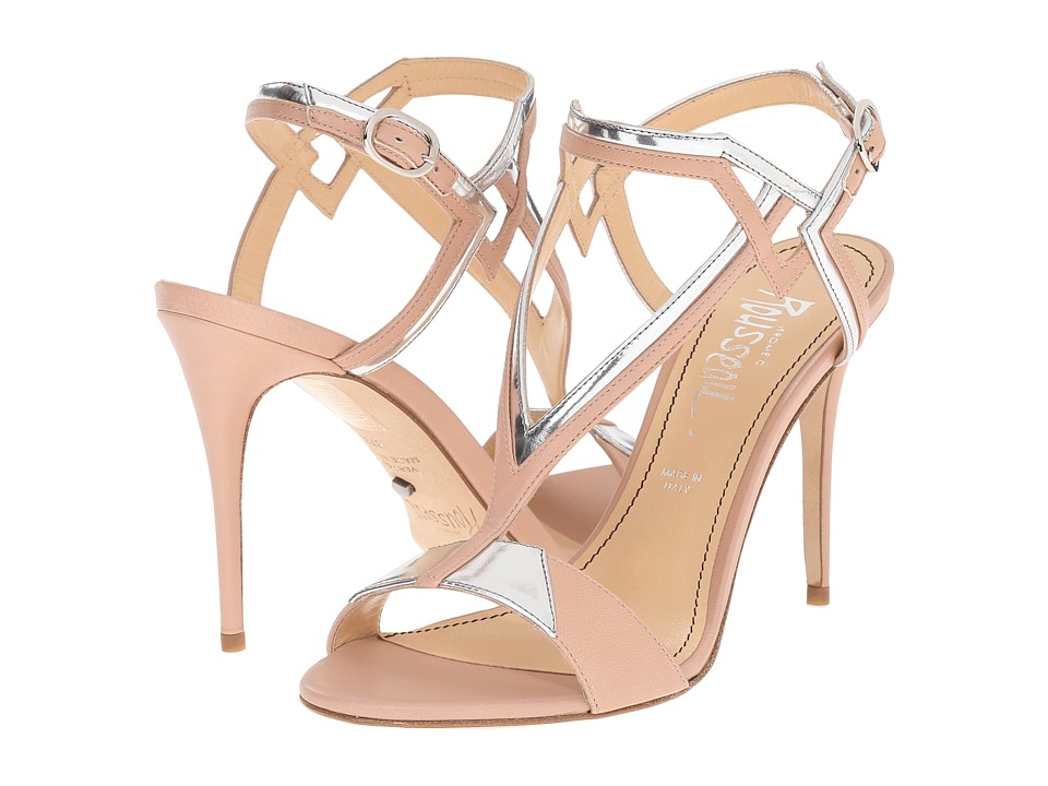 Jerome C. Rousseau Welch Nude Womens Shoes