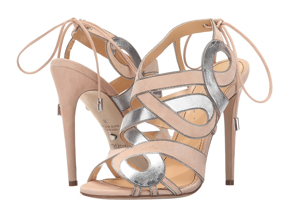 Jerome C. Rousseau Cinoche Nude Womens Shoes
