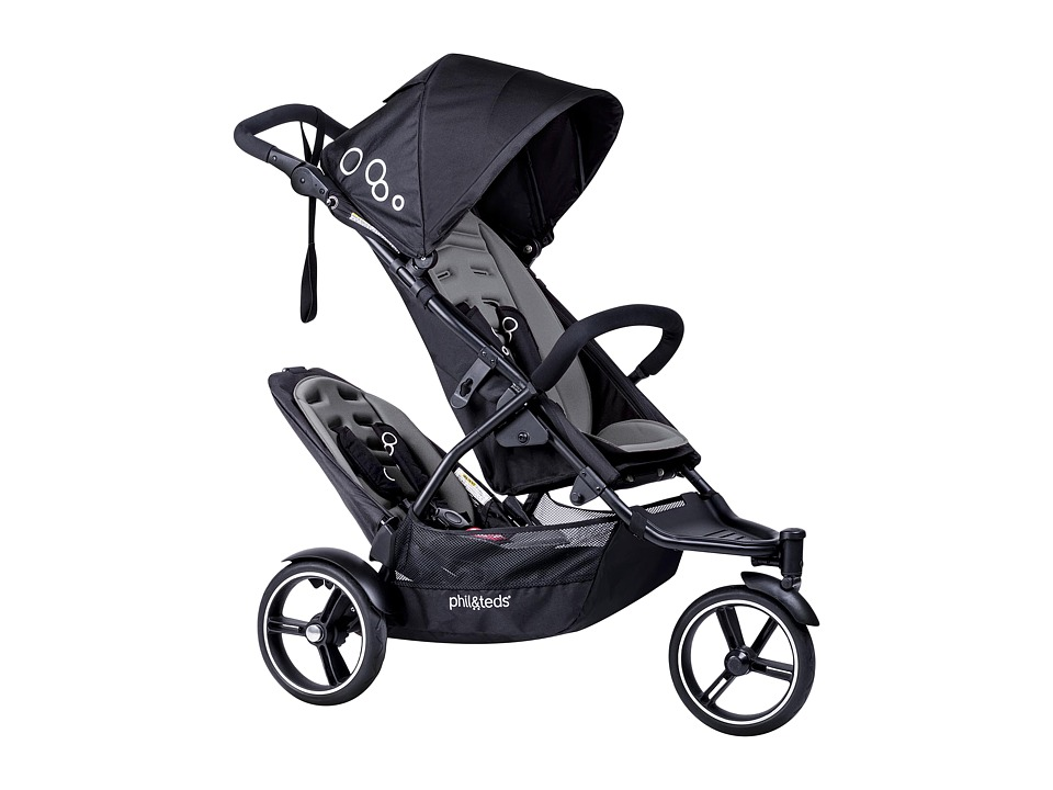 Phil & Teds s - Dot Stroller with Second Seat (Graphite) ...