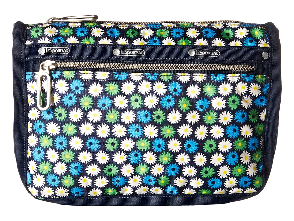 LeSportsac - Everyday Cosmetic Case (Travel Daisy) Cosmetic Case