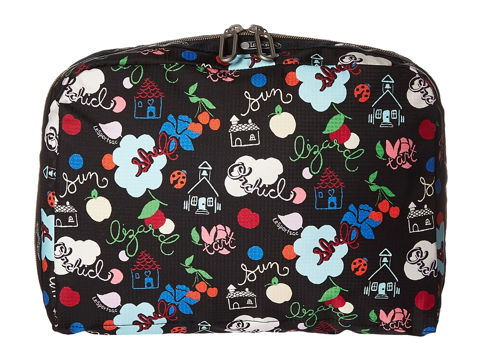 LeSportsac Luggage - XL Essential Cosmetic (School s Out) Cosmetic Case