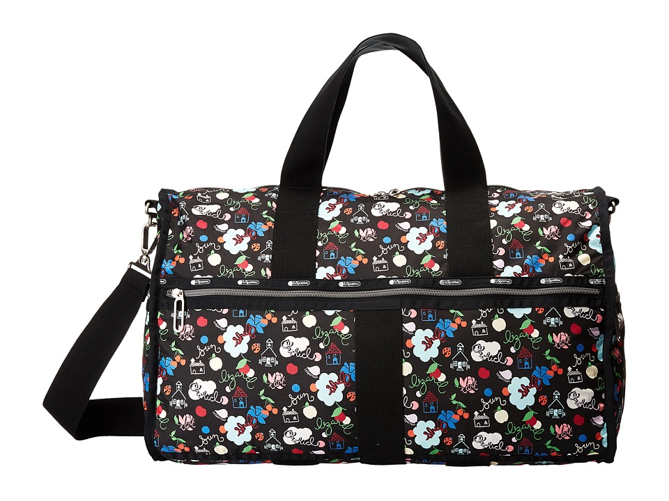 LeSportsac Luggage - CR Large Weekender (School s Out) Weekender/Overnight Luggage