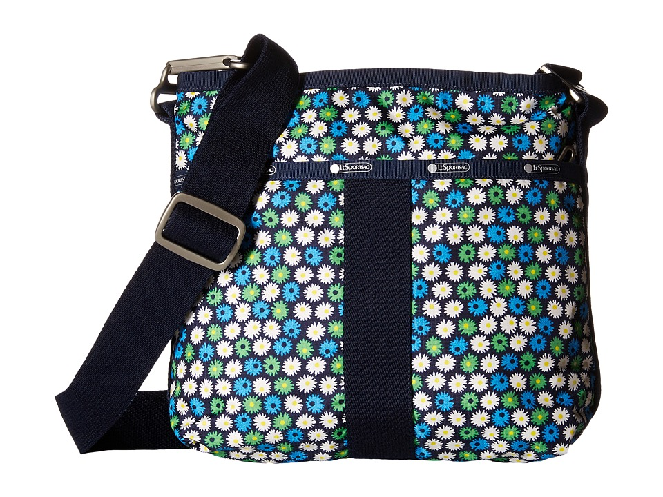 LeSportsac - Essential Crossbody (Travel Daisy) Cross Body Handbags