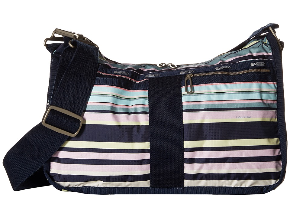 LeSportsac - Everyday Bag (Beach Stripe) Handbags